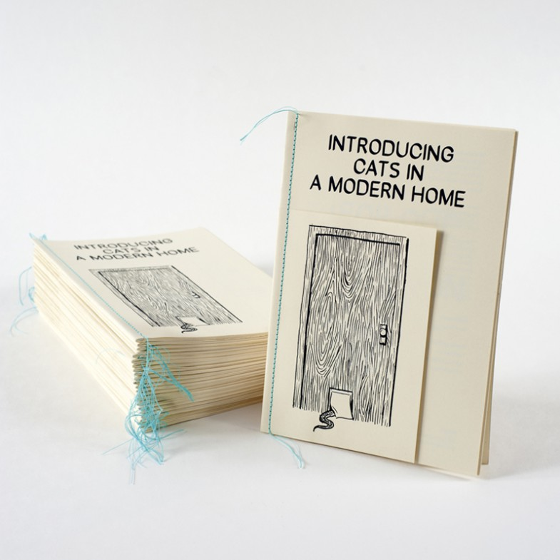 Introducing The New Modern Home: At Home: Introducing Cats In A Modern Home